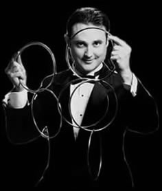 Photo of Magician Michael Chamberlin